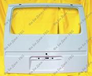 дверь Задняя Форд Транзит,  стеклопластик